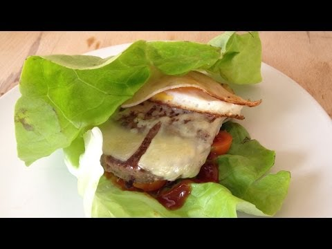 Recette musculation le bodytime burger fastgoodcuisinetop recettes top recettes - Recette cuisine musculation ...