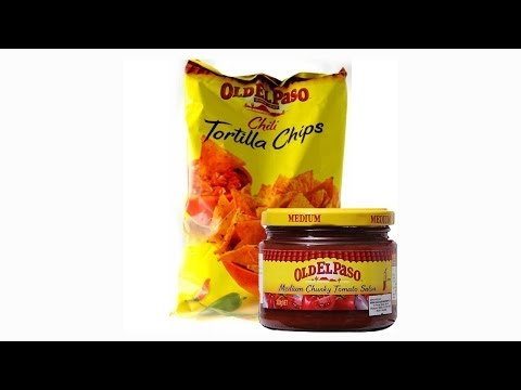 Comment faire des tortilla chips sauce - Comment faire des tortillas ...